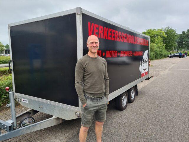 Gefeliciteerd Ingmar!🥳 Geslaagd voor het BE rijbewijs!