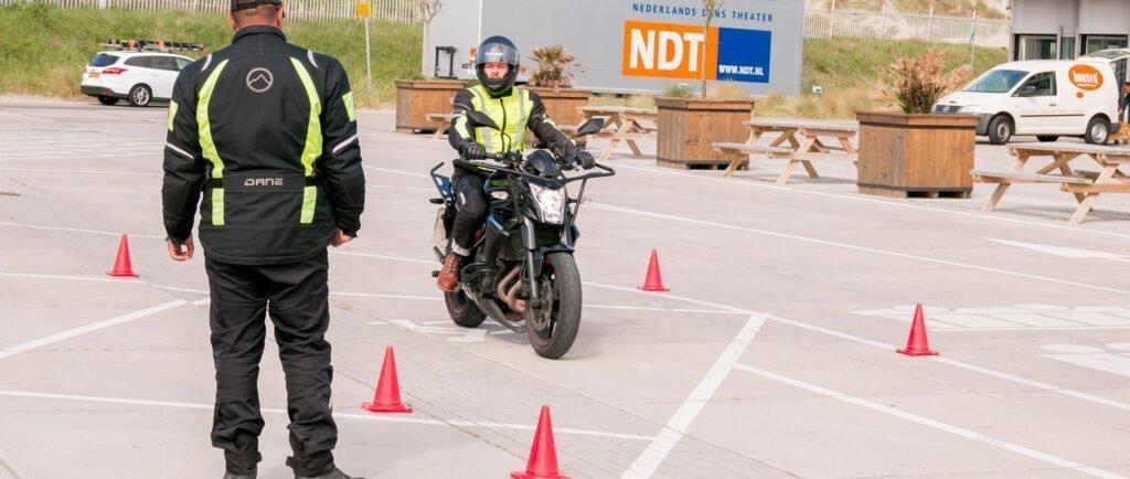 motorrijbewijs halen den haag