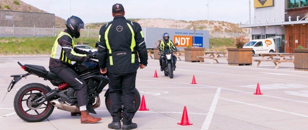 motorrijschool de ridder